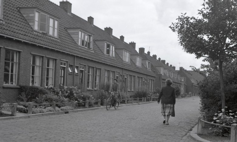 Photo of Gezelligheid troef in de Trompstraat