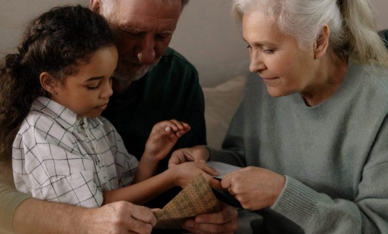 Photo of Voor je kleinkinderen zorgen