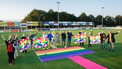 Photo of Plant een online vlag op 'regenboogvlaggen voor Fryslân'