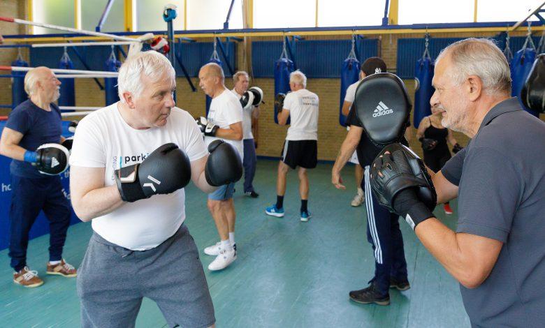 """Photo of """"Sporten werkt vertragend op het ziekteproces. Of dat nou boksen is of een andere manier van bewegen"""""""