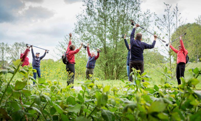 Photo of Nieuwe lessen Nordic Walking voor Parkinson patiënten